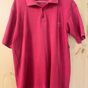Bench Golf Shirt - Men's M